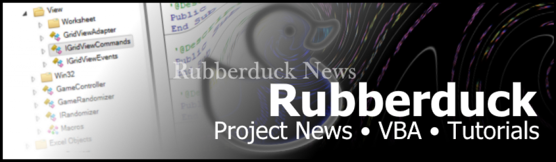 What's Wrong With VBA? – Rubberduck News